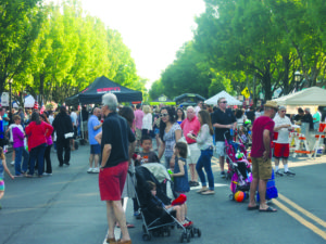 An estimated 10,000 people were at this year's Belmont Festival (All photos by Dave Gil de Rubio)