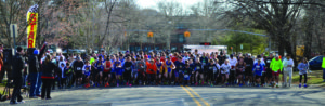 The Run for Tomorrow's Hope raised more than $26,000.