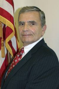 Mayor Nicholas Episcopia