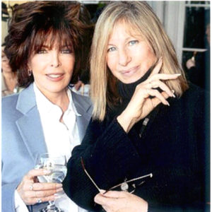 Barbara Streisand (right) has recorded numerous Carole Bayer Sager songs.