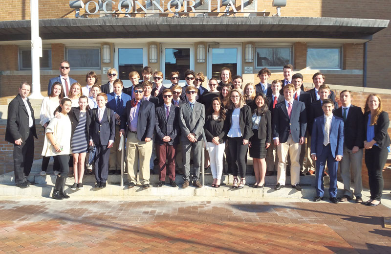 Business Students Come Up Big Garden City Life